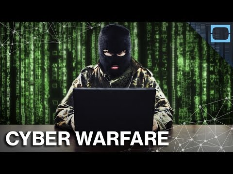 Is Cyber Warfare The Future Of War?