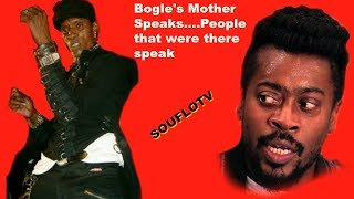 Bogle mother speaks fingers point to Beenie man and John