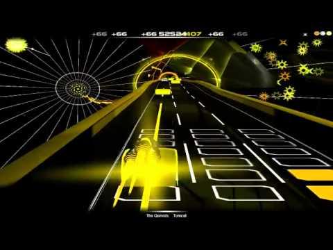 The Qemists - Tomcat (Audiosurf)
