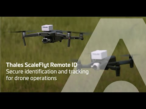 ScaleFlyt Remote ID - Thales