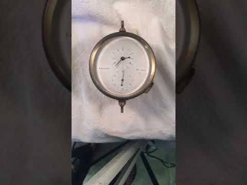Breguet Marine Chronometer No. 4857