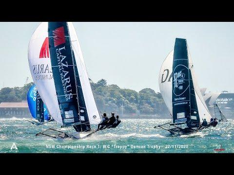 NSW Championship Race 1