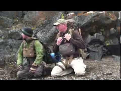 Desert Survival Trip – Sage Brush Shelter