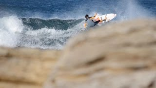 Surfing Ericeira: Ribeira d