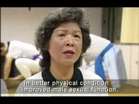 Taiwan's Exercise Aphrodisiac