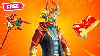 click here to get a *FREE* NEW FIREWALKER SKIN in fortnite! (Fortnite Season 7)