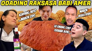 Download lagu BIKIN KUE BANTAL JUMBO GOBLK PAKE AMER BABI ENAK MABOOK ATUH