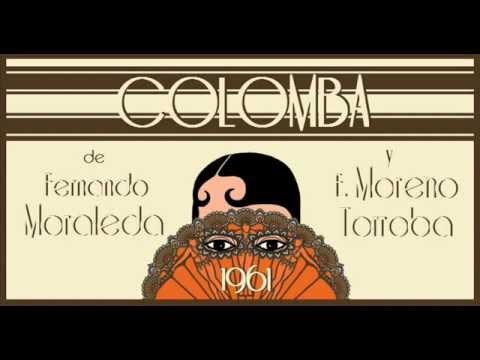 F. Moraleda y F. Moreno Torroba: Tango-Beguine «Por obligación» de