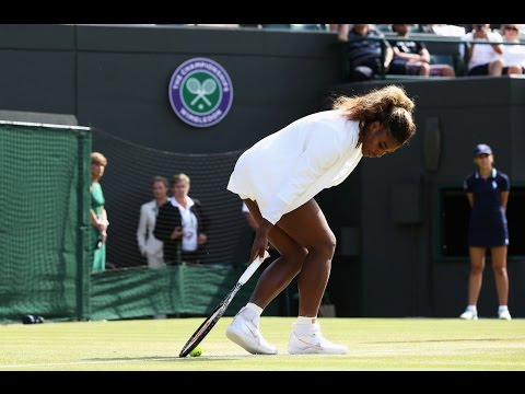 Serena Williams denies she was drunk, pregnant or on drugs during Wimbledon meltdown