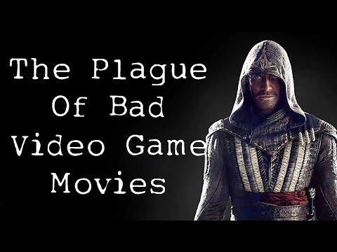 The Plague Of Bad Video Game Movies