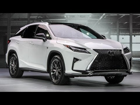 2017 lexus rx 350 redesign engine and performance youtube. Black Bedroom Furniture Sets. Home Design Ideas