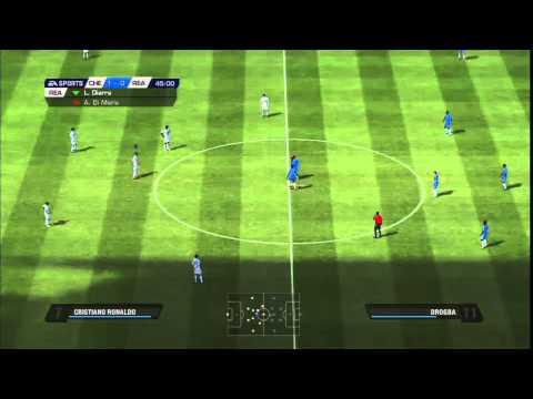 ECL3 : FIFA 11 (Xbox 360) : Robert Brewster vs Tom Stokes : Game 4