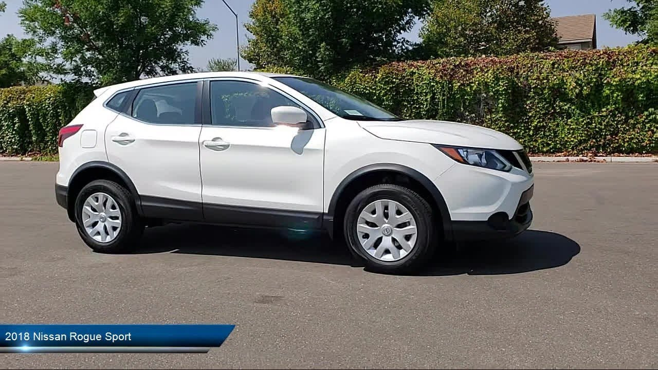 Elk Grove Nissan >> 2018 nissan Rogue Sport Stockton Lodi Elk Grove Sacramento - YouTube