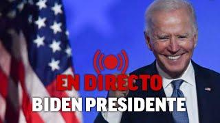 Investidura de Joe Biden como presidente de EEUU, en directo: última hora de la toma de posesión