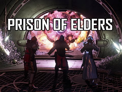 Destiny prison of elders no matchmaking