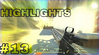 HIGHLIGHTS | PUBG MOḂILE | #13🔥