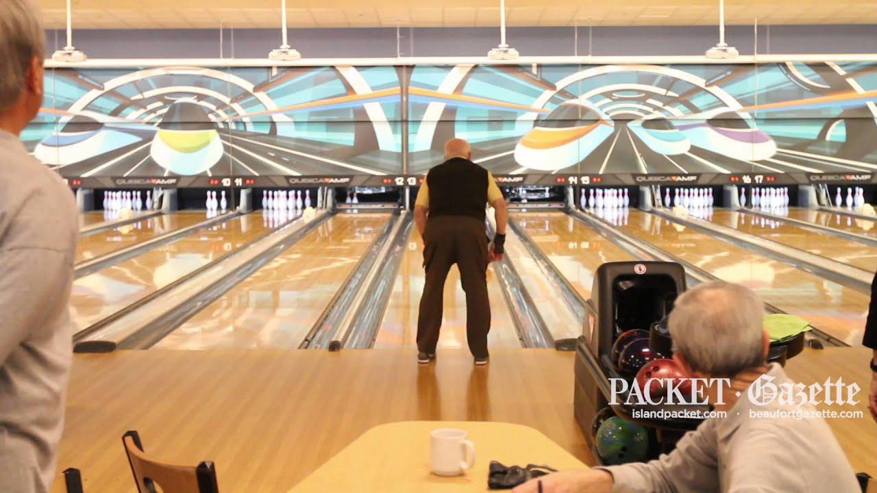 Bowling At 99
