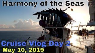 Harmony of the Seas May 2019 Cruise Vlog Day 2 - Nassau Bahamas