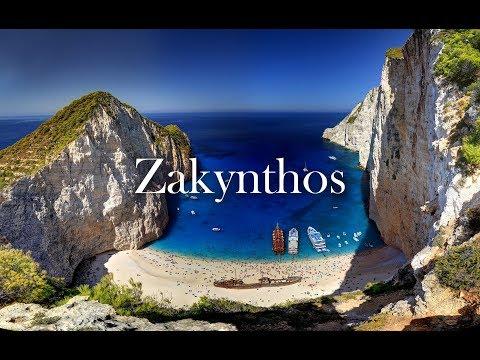 Zakintos - POGLED SA VISINE