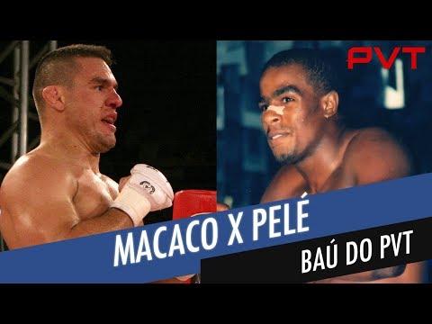 Pelé E Macaco Relembram Maior Rivalidade Do MMA Nacional E Projetam Trilogia