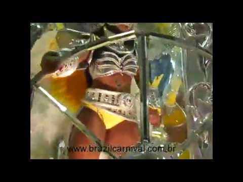 CARNIVAL ART AND CRAFTS OF BRAZIL:  FLOATS AND SCULPTURES AT PARADES