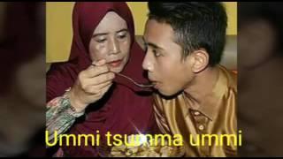 Ummi tsumma ummi cover by Rafly DA3 terharu n sedih bgt