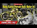 Review Motor Antik Ir. Soekarno   Csepel 250cc 1952
