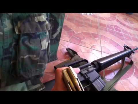 LRRP gear vietnam
