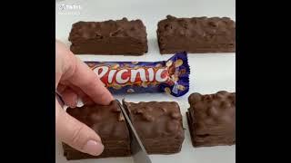 Десерт ПП батончики Пикник. , как приготовить, простые рецепты, готовим быстро.