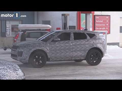 2019 Land Rover Range Rover Evoque: Spy Video