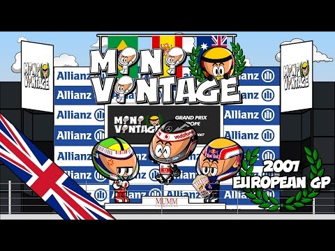 [ENGLISH] MiniVintage - F1 - 1x01 - 2007 European GP