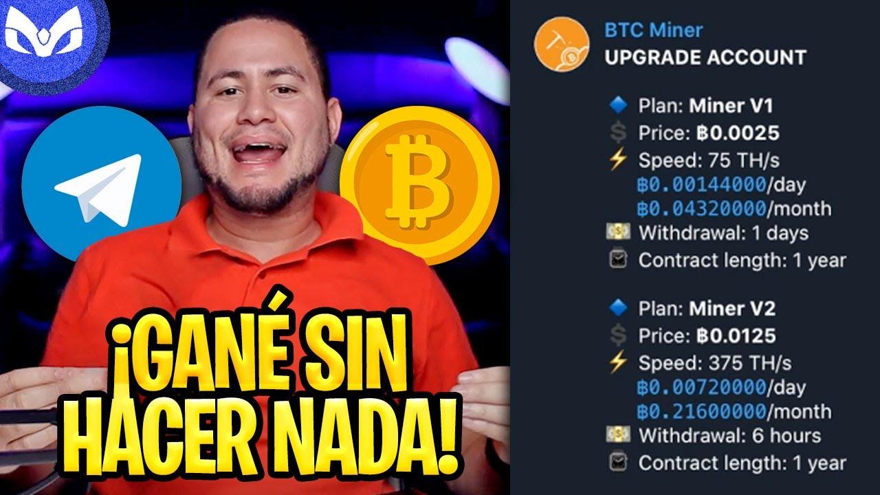 bots de telegram para ganar bitcoins)