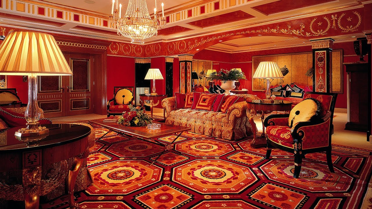 The World's Top 10 Most Expensive Hotel Rooms - YouTube