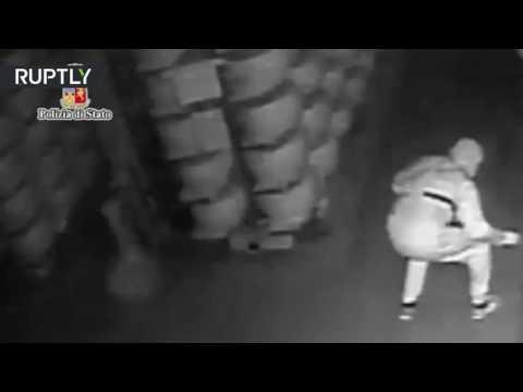Скажите «сы-ы-ыр»: в Италии полиция ищет бандитов, ворующих .