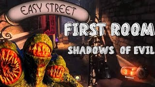 Challenge First Room Shadows of Evil