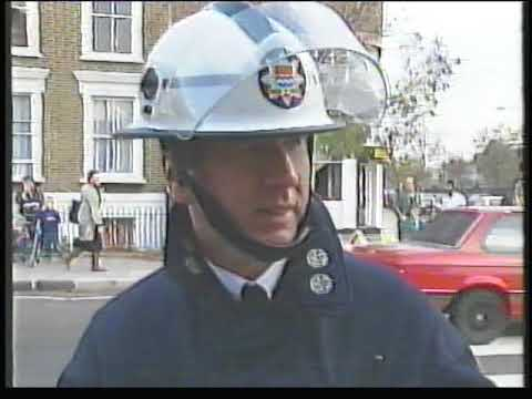Fire   London Fire Brigade 1991   Part 1