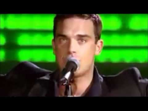 Robbie Williams & Gary Barlow - No Regrets