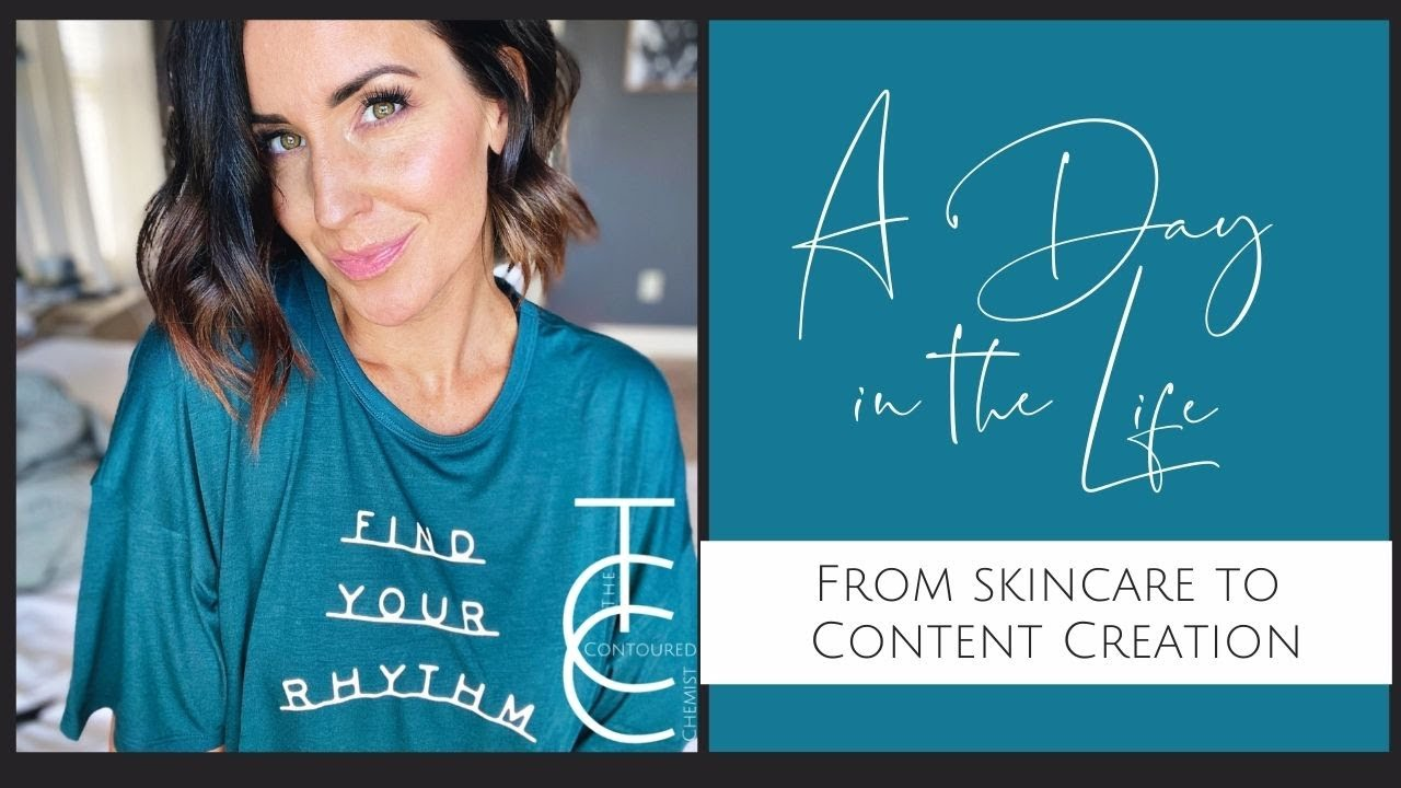 A Day In My Life : Behind the Scenes From Content Creation to Skincare Regimens