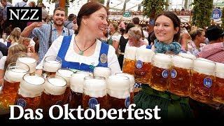 Oktoberfest in München: Warum es auf der Wiesn nicht nur ums Trinken geht