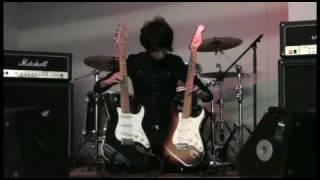impossible dual guitar