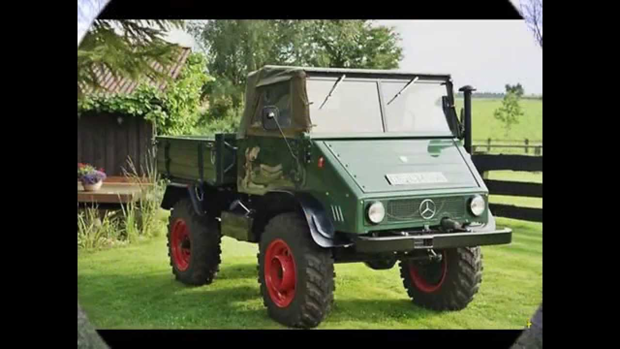 unimog 411 teil 5 - YouTube