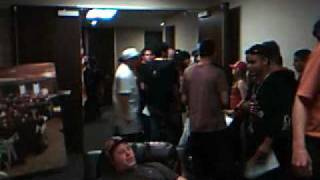 The Green Show @ the Boondox signing (2)