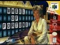 Wheel of Fortune Nintendo 64 game 1