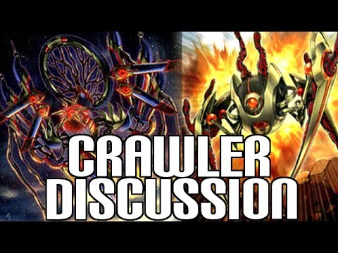 Yugioh Insect Link Monster Cards & New Villains of the DT World! - Crawler Archetype Discussion