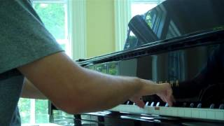 Brand New - Ben Rector Piano Cover
