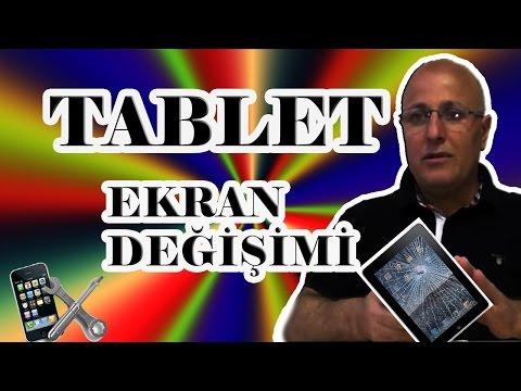 Tabletlerin Lcd Panel Panel Değişimi-Tablet Ekran Değişimi