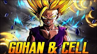 (Dokkan Battle) LR Gohan & Cell Have Been Revealed! Let's Talk About It