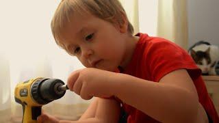 видео Игрушки для мальчиков 2 лет