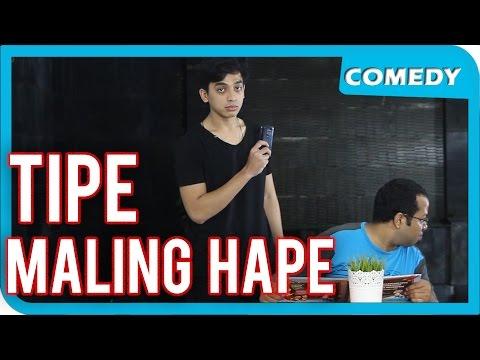 TIPE-TIPE MALING HAPE