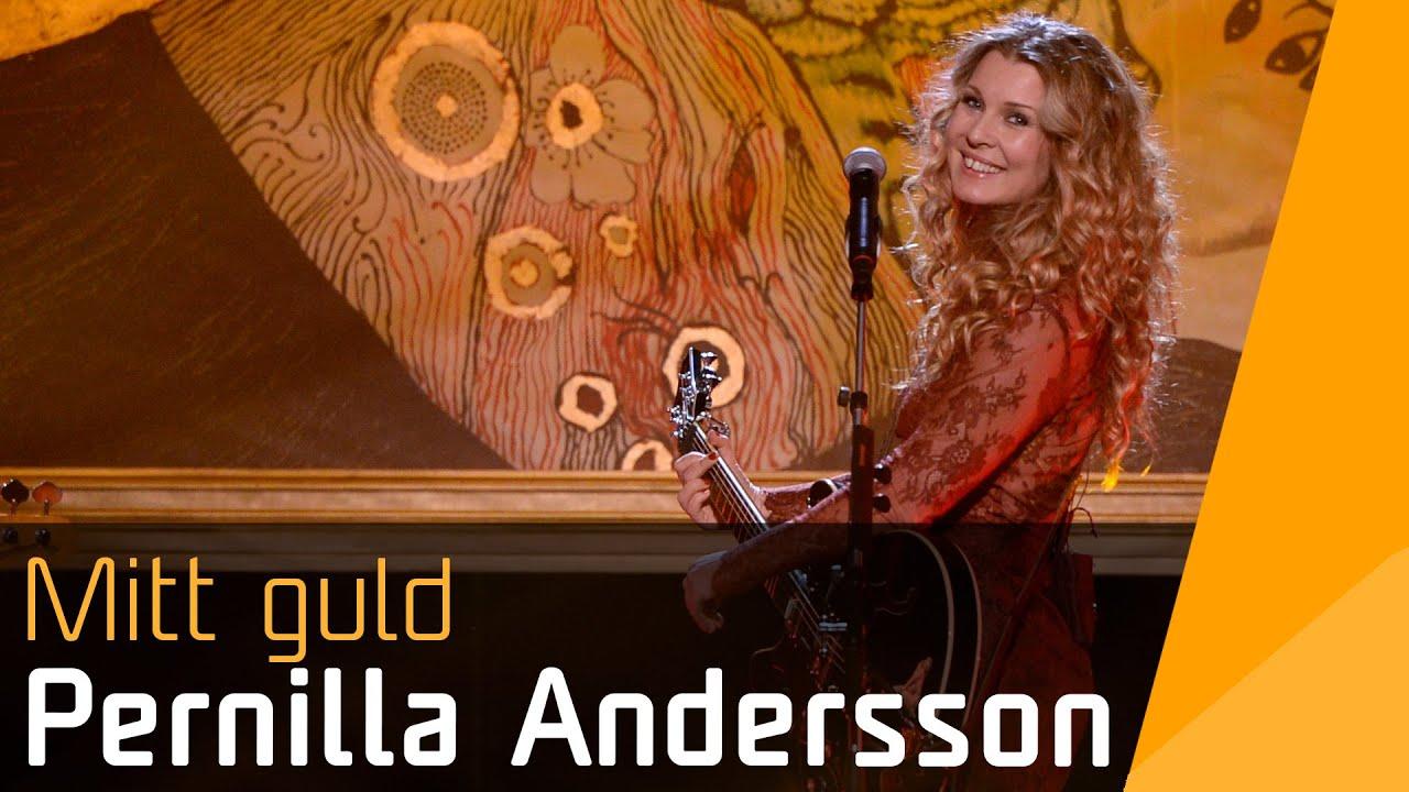 Pernilla Andersson – Mitt Guld (Melodifestivalen 2016)